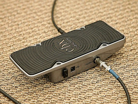 Electro-Harmonix next step wah pedal