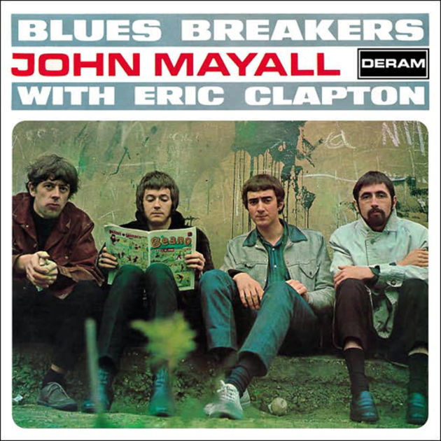 John Mayall And The Bluesbreakers Featuring Eric Clapton (1966)