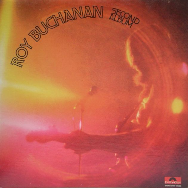 Roy Buchanan - Second Album (1973)
