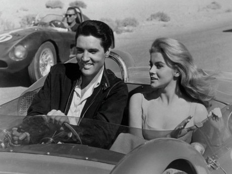 Elvis and ann margaret