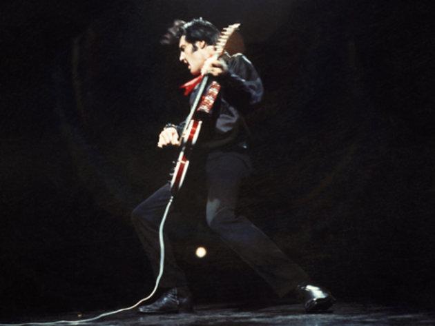 Elvis presley comeback special