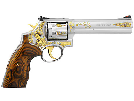 Elvis presley tcb tribute revolver