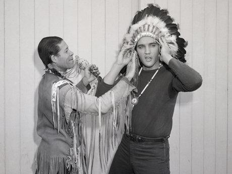 Elvis indian