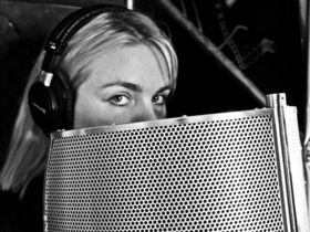 Me in my studio: Emika
