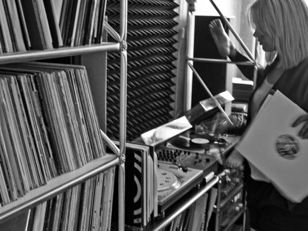 Vinyl + Technics
