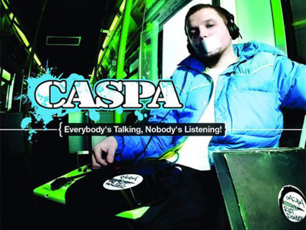 Caspa feat Beezy - Disco Jaws