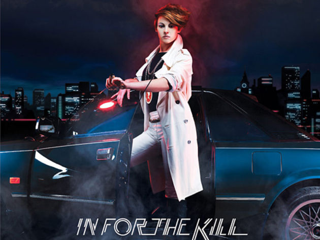 La Roux - In For The Kill (Skream's Let's Get Ravey Mix)