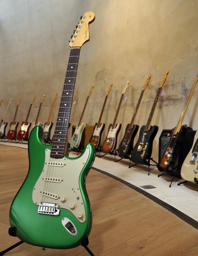 '62 Closet Classic Stratocaster