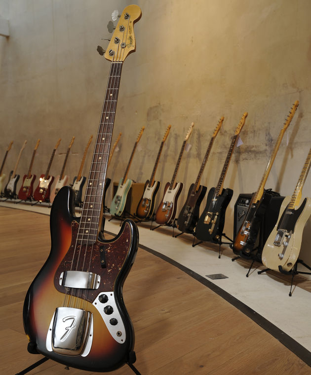 '64 Relic Jazz Bass