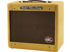 Fender announces EC Series Eric Clapton amplifiers