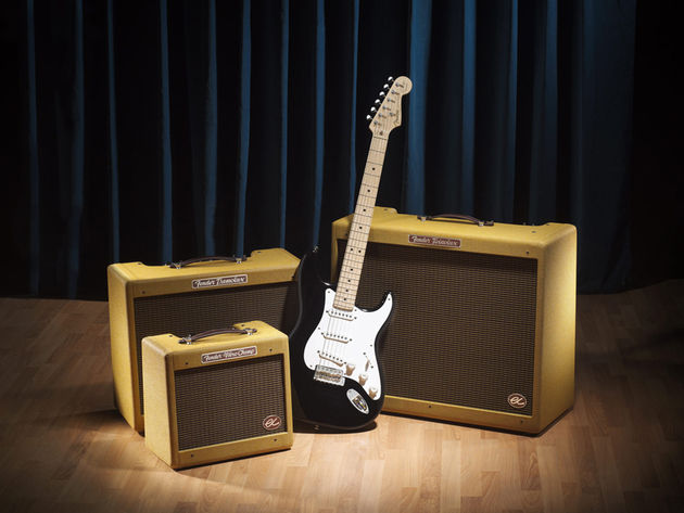 Eric Clapton Stratocaster not included