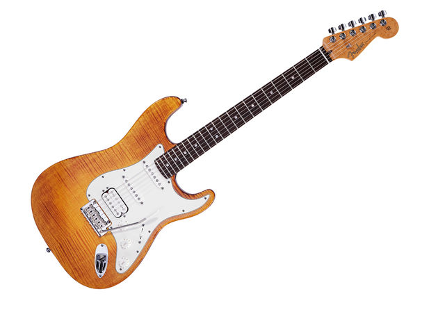 Fender Select Series Stratocaster HSS