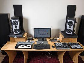 Mon studio et moi : le studio de Flume à Sydney