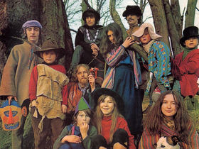 A-Z of folk music