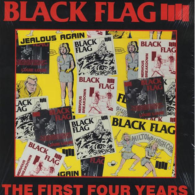 Black Flag - The First Four Years (1983)