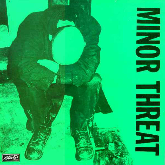 "Minor Threat - First Two 7""s on a 12"" (1981, reissued 1984)"