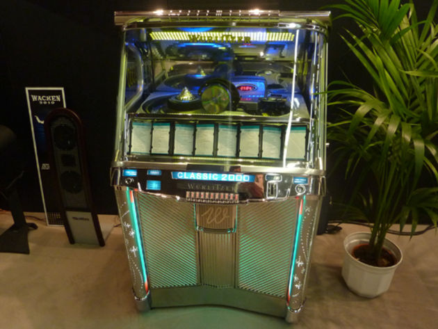 Cool Wurlitzer jukebox number one