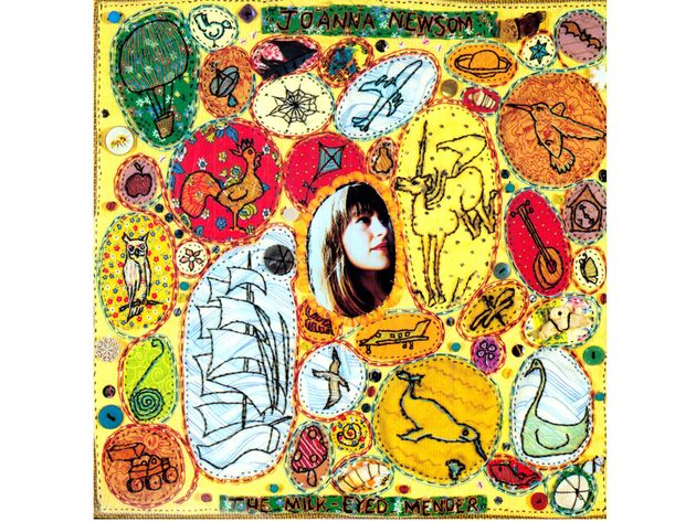 Joanna Newsom – The Milk-Eyed Mender (2004)