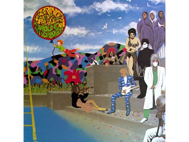 Prince – Around The World In A Day (1985)
