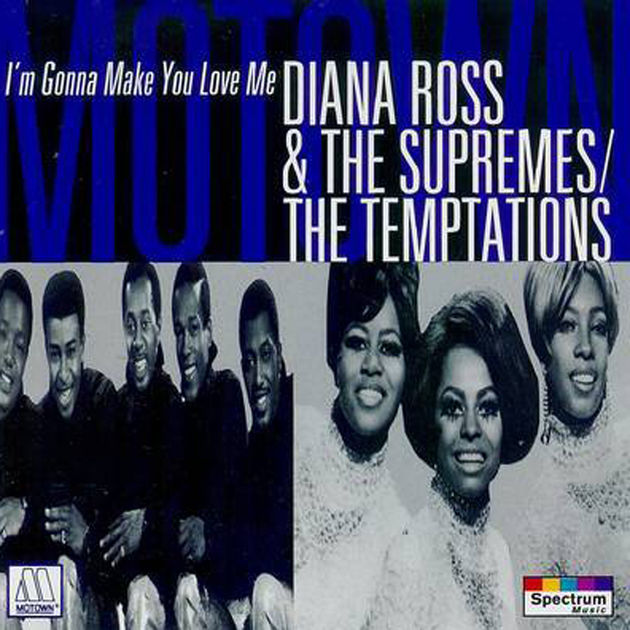 Diana Ross & The Supremes and The Temptations - I'm Gonna Make You Love Me (1968)