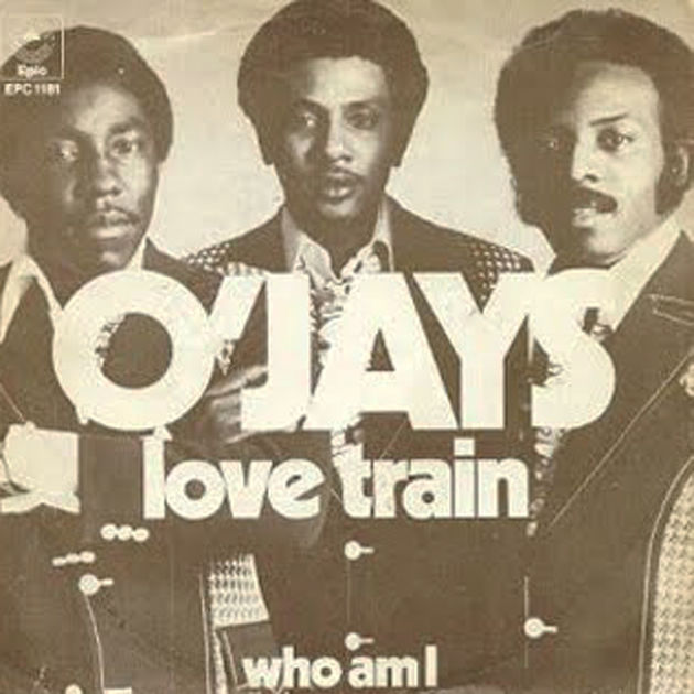 The O'Jays - Love Train (1973)