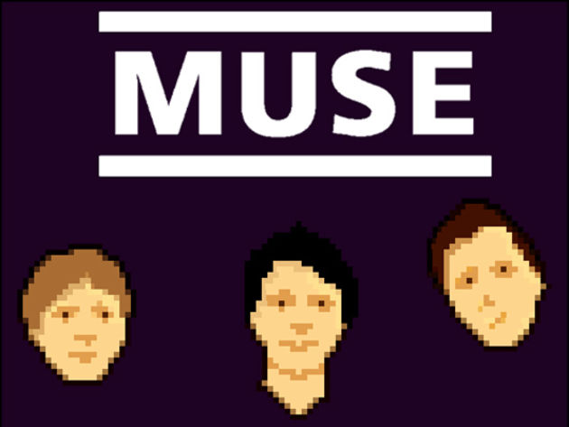 Muse: an 8-bit tribute (volumes 1 and 2)