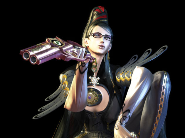 Bayonetta (Xbox 360, PS3)
