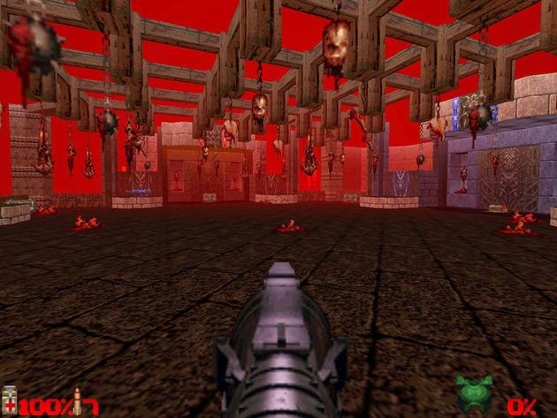 Doom 64 (Nintendo 64)