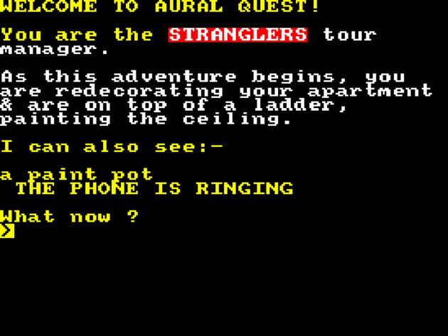 Aural Quest