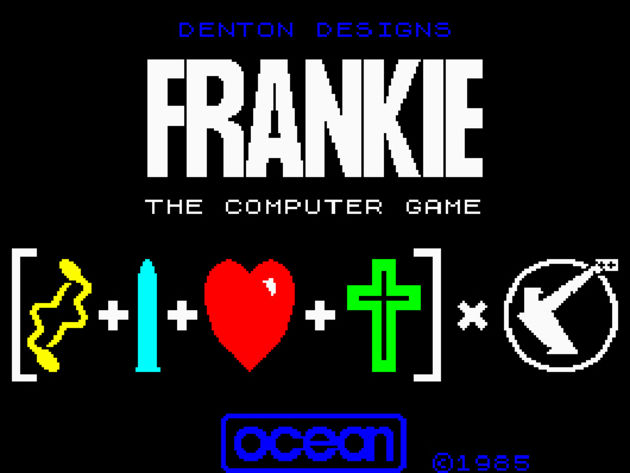 Frankie - The Computer Game