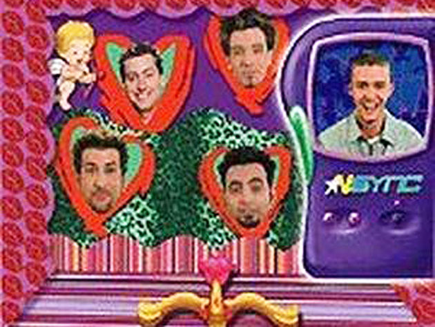 N*Sync: Get To The Show