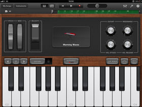 GarageBand for iPad: first hands-on review