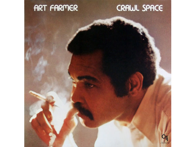 Art Farmer – Crawl Space (1977)