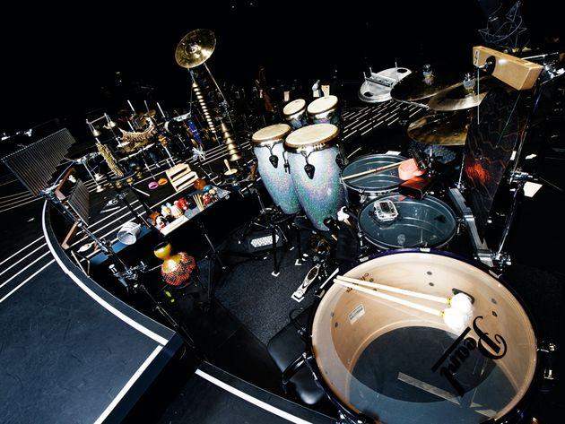 Lea's percussion
