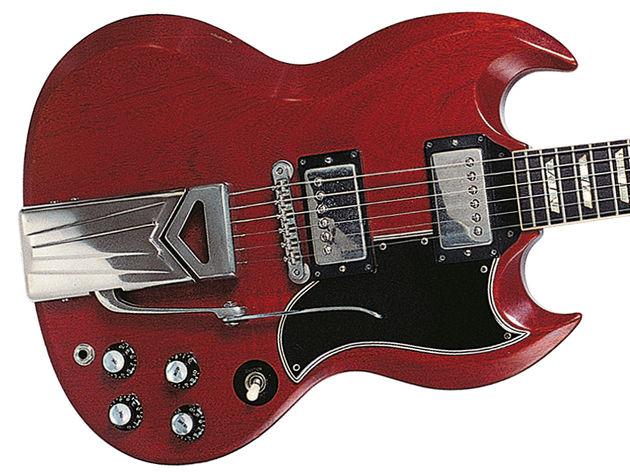 Les Paul Standard 1960-1963