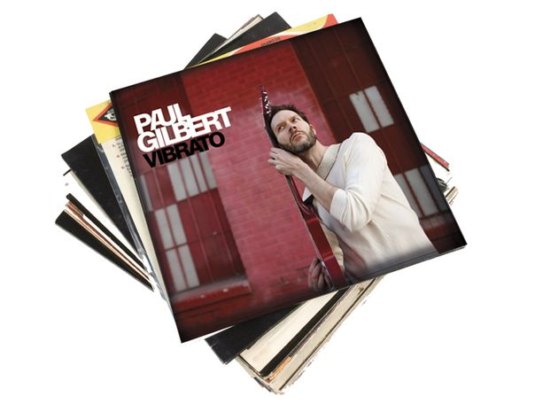 Paul Gilbert talks Vibrato track-by-track