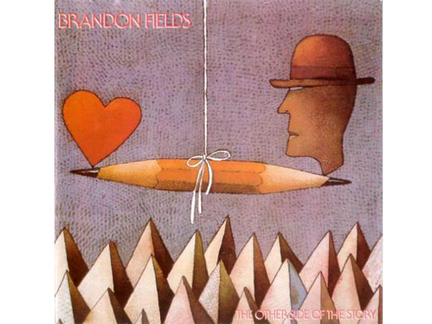 Brandon Fields – The Other Side Of The Story (1986)