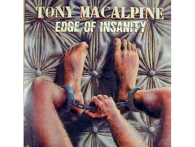 Tony MacAlpine – Edge Of Insanity (1985)