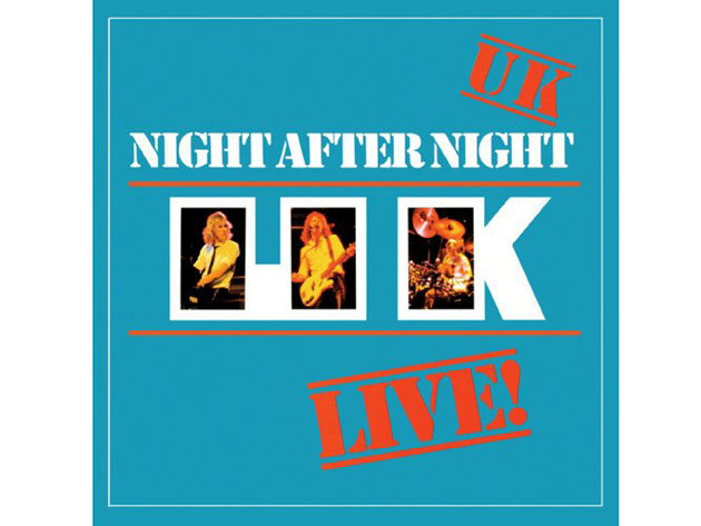 UK - Night After Night (1979)