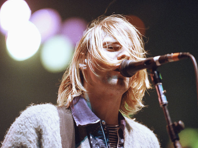Nirvana - Big Day Out, 1992