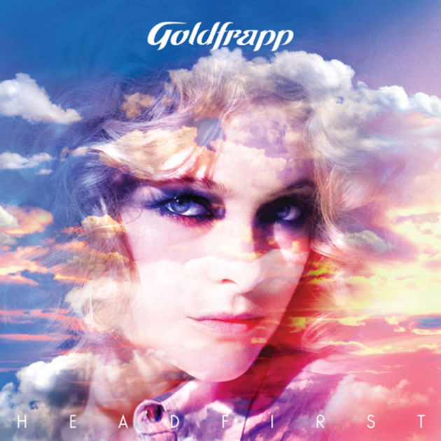 Goldfrapp Head First (intro)