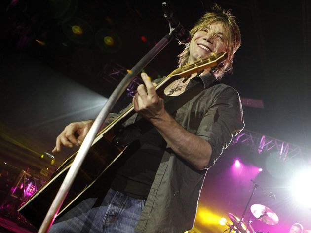 Goo Goo Dolls' John Rzeznik talks about recording new album, Magnetic