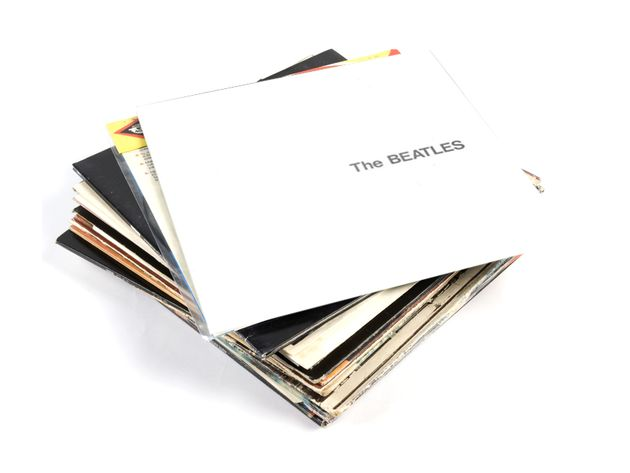 The Beatles - The Beatles (aka The White Album)