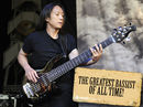 "John Myung on being named greatest bassist of all time: ""This is very heavy"""