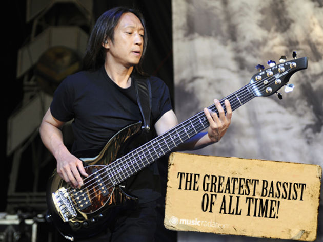 The 25 greatest bassists of all time