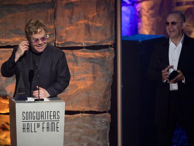 Elton John/Bernie Taupin