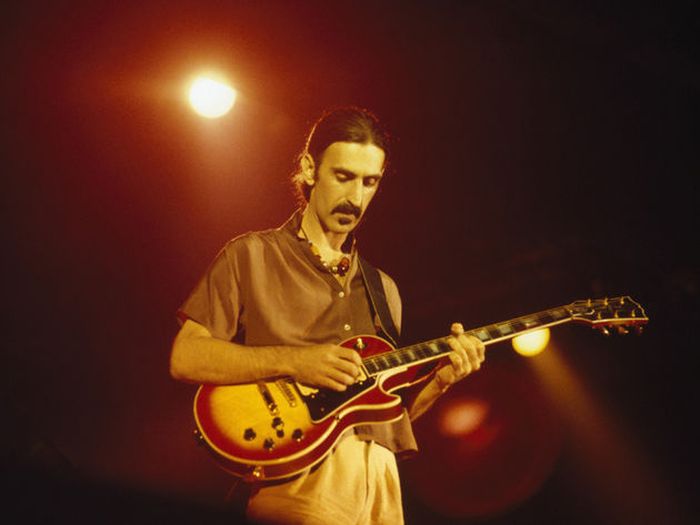 the 56 greatest songwriters of all time frank zappa guitar news musicradar. Black Bedroom Furniture Sets. Home Design Ideas