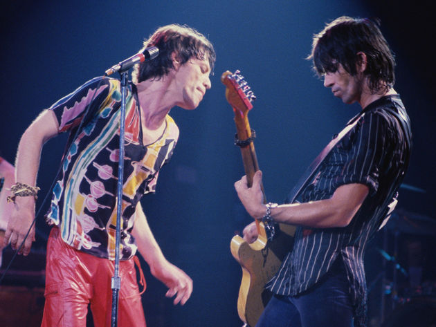Mick Jagger/Keith Richards