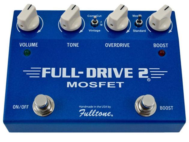 Fulltone Full-Drive II Mosfet