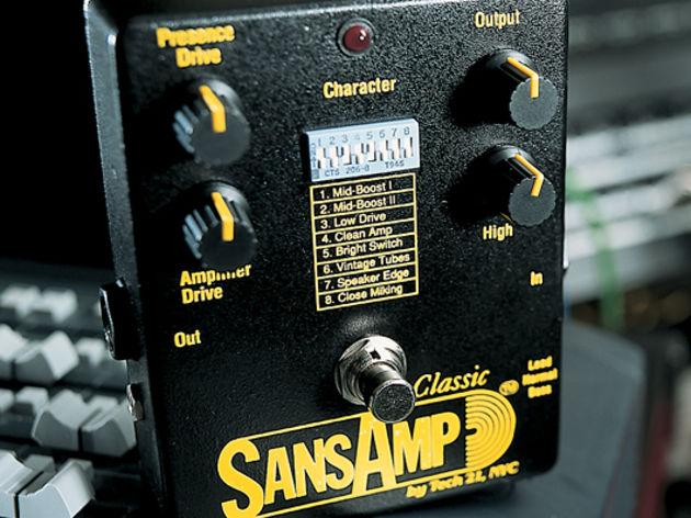 Tech 21 Sansamp